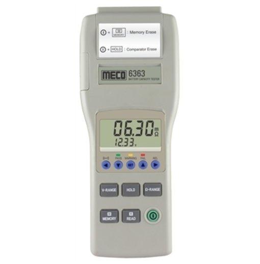 Máy đo nội trở ắc quy Meco 6363
