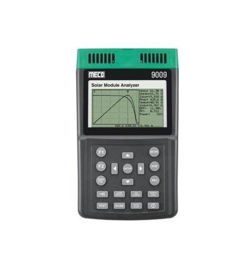 Máy phân tích pin năng lượng mặt trời Meco 9009