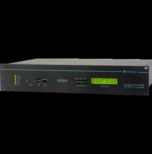 Thiết bị đồng bộ thời gian Elproma NTS-5000