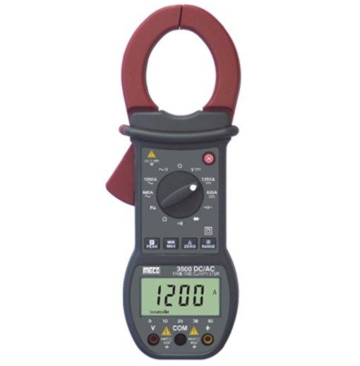 Ampe kìm Meco 3600 đo dòng 1200A DC/1000A AC TRMS - Tự động điều chỉnh dải đo