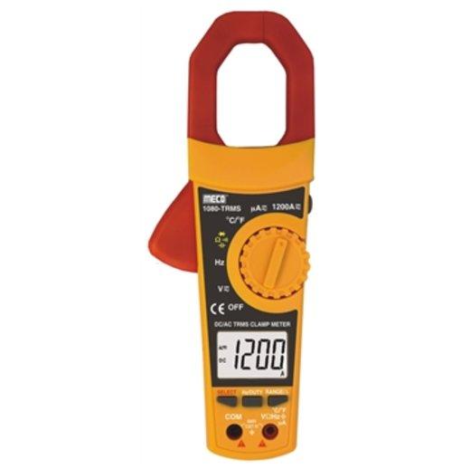 Ampe kìm Meco 1080-TRMS (đo dòng 1200A DC/1200A AC TRMS - Tự động điều chỉnh dải đo)