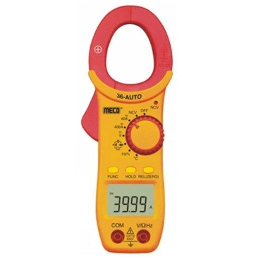 Ampe kìm Meco 3690 auto (đo dòng 600A DC/AC TRMS - Tự động điều chỉnh dải đo)