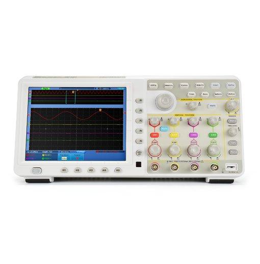 Máy hiện sóng Promax OD-624 (4 kênh, băng thông 200MHz, tốc độ mẫu 2GS/s)