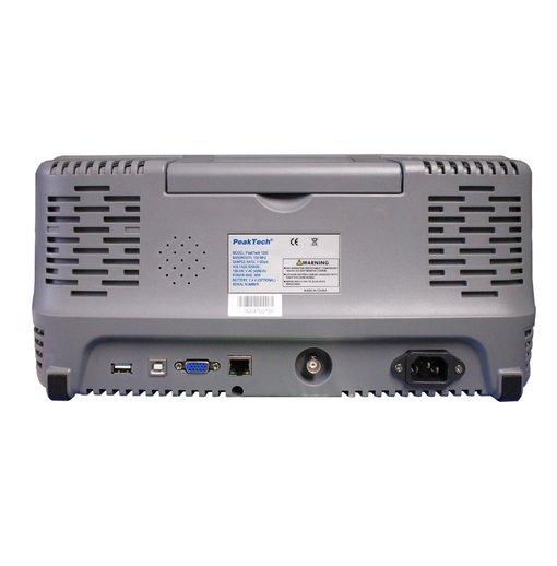 Máy hiện sóng PeakTech 1300 (Băng tần 200 MHz/4Channel, tốc độ lấy mẫu 2GSa/s)