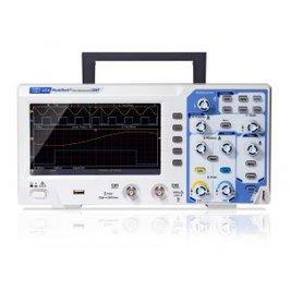 Máy hiện sóng PeakTech 1337 (Băng tần 100 MHz/2Channel, tốc độ lấy mẫu 1GSa/s)