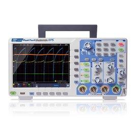 Máy hiện sóng PeakTech 1375 (Băng tần 100 MHz/4Channel, tốc độ lấy mẫu 1GSa/s)