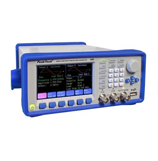 Máy phát xung tùy ý PeakTech 4115 (2 channel, 1μHz - 60 MHz)