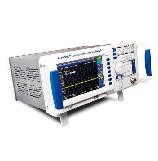 Máy phân tích phổ PeakTech 4130 (9 kHz ~ 1,5 GHz, incl. Tracking Generator)