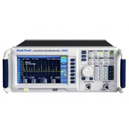 Máy phân tích phổ PeakTech 4130-1(9 kHz ~ 1,5 GHz)