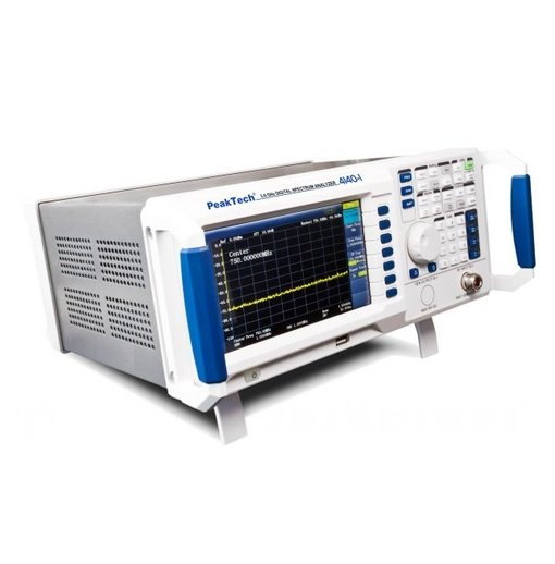 Máy phân tích phổ PeakTech 4140-1 (9 kHz ~ 3,0 GHz)
