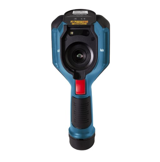 Camera nhiệt PeakTech 5620 (384 x 288 pixels -20°C-550°C with USB, WiFi)