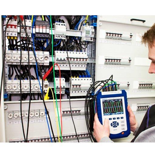Máy phân tích chất lượng điện 3 pha