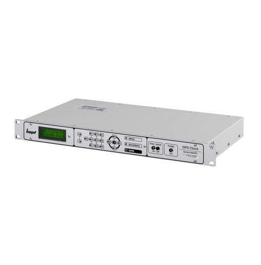 Thiết bị đồng bộ thời gian Hopf 6844 (1U&3U)