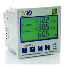 Đồng hồ đo điện đa năng Cube400 (Pulse Output, MODBUS, IP-Ethernet)