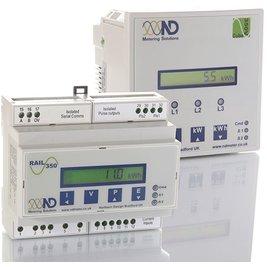 Đồng hồ đo điện đa năng Cube350 (Pulse Output, MODBUS, IP-Ethernet)