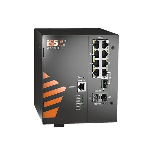 Switch công nghiệp Chuẩn IEC61850 - Model:iES10GF