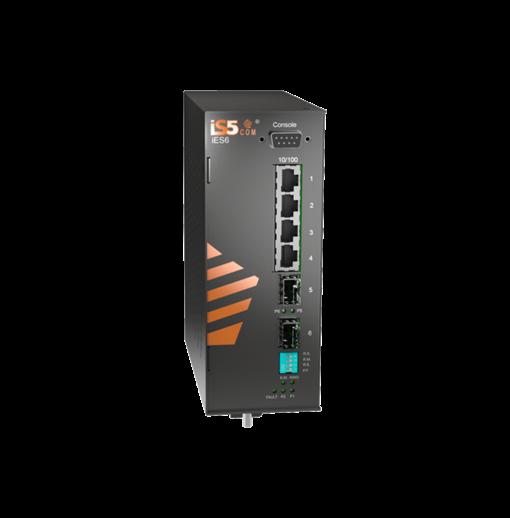 Switch công nghiệp 6 port - Model:iES6-SFP